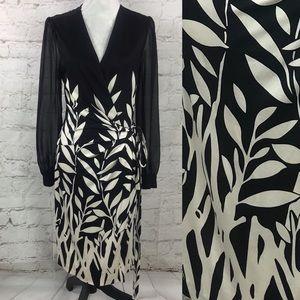 Diane Von Furstenberg Sigourney  wrap dress